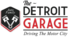 The Detroit Garage logo